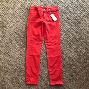 Tory Burch Emmy Jasper Ankle Skinny Fit